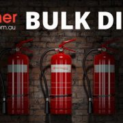 Bulk discount fire extinguishers